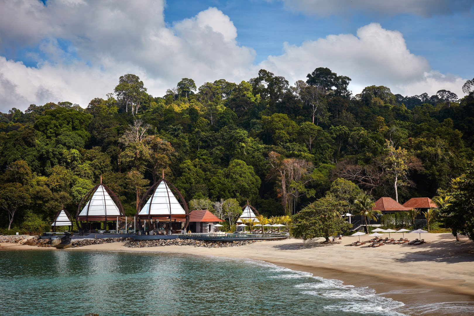 Indulge in True Beachfront Luxury at the Ritz-Carlton Langkawi