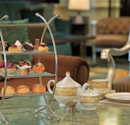 F&B – Alba – Afternoon Tea