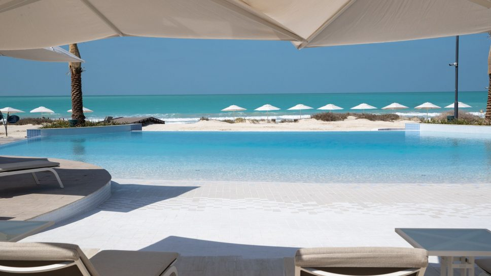 Jumeirah at Saadiyat Island Resort, Abu Dhabi