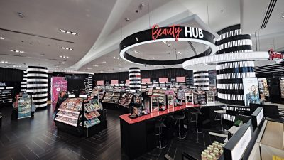 Sephora Middle East Takes Over The Dubai Mall