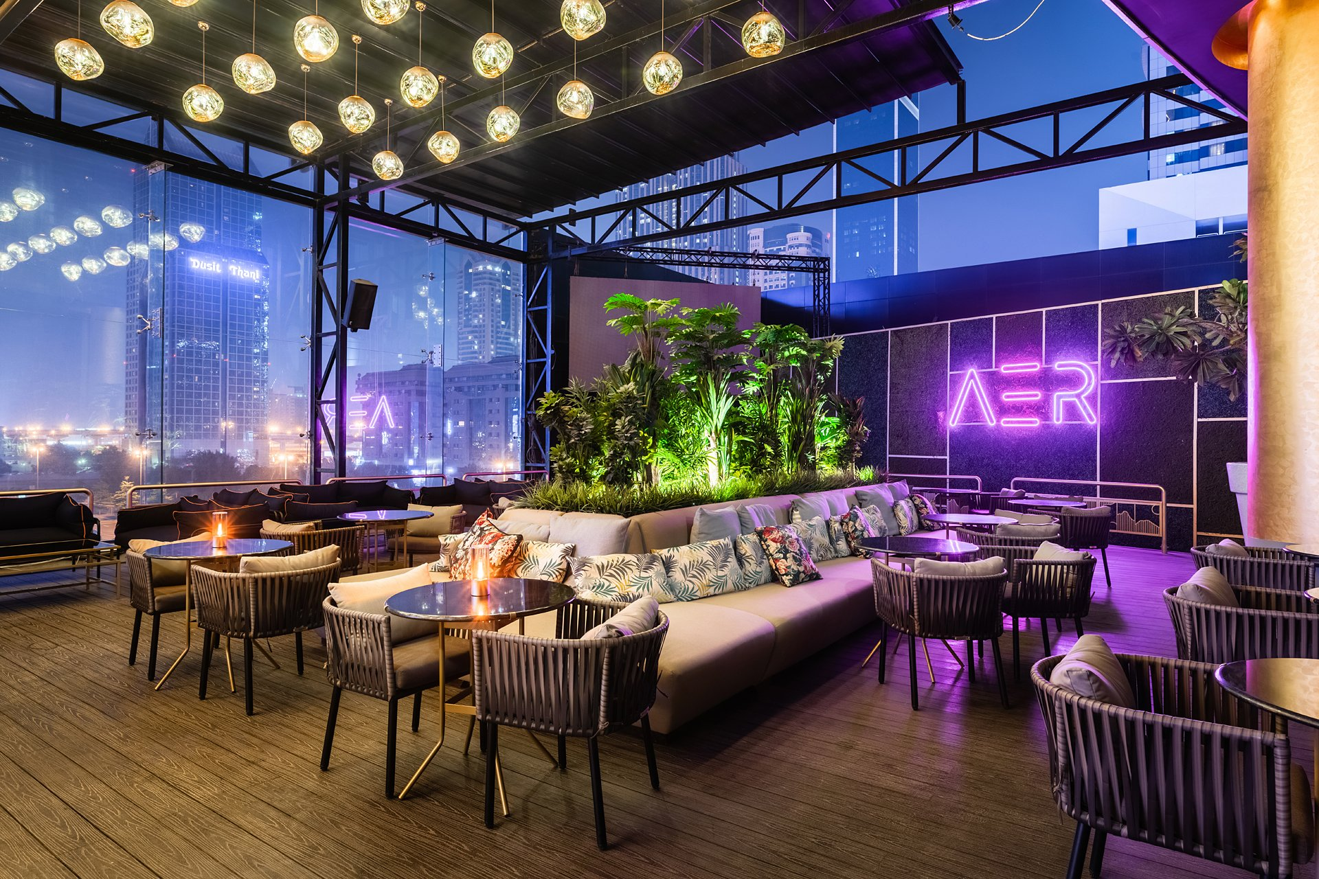 A.E.R Lounge & Bar Promotions