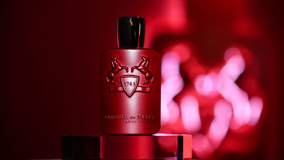 Parfums De Marly celebrates the launch of its latest creation, Kalan, at the Mandarin Oriental, Jumeirah, Dubai…